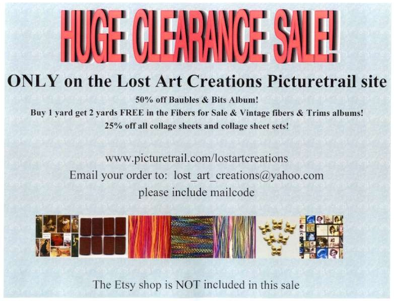 Clearance 2009 poster