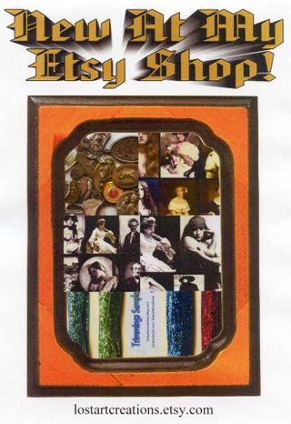 July Etsy Flyer