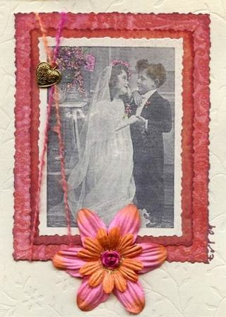 Laura's Bridal Shower Card