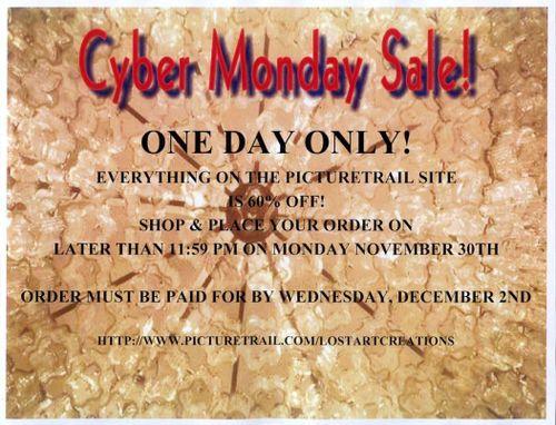 Cyber Monday 2009
