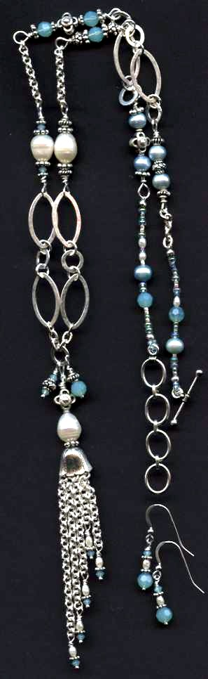 Necklace set for Brooke