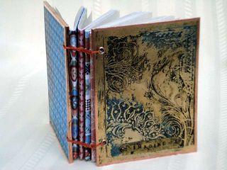 Metal Book Imagine Large Web view
