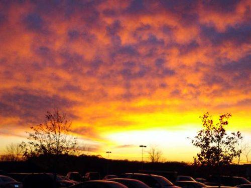 Stunning Sunset Nov 2010 Large Web view