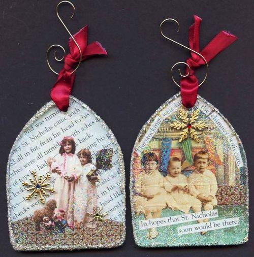 Glass Ornament Swap