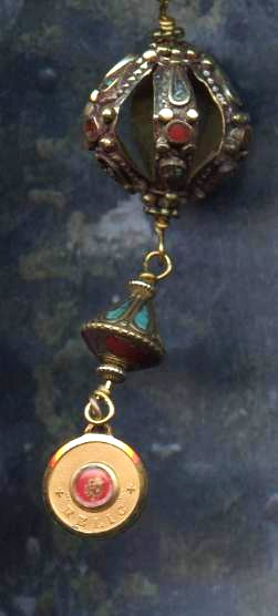 Tibet Relique Focal Closeup