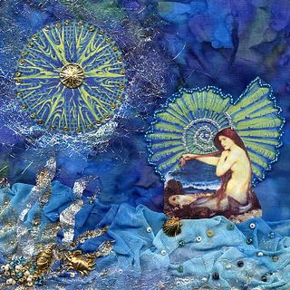 Mermaids pg for Jeanette