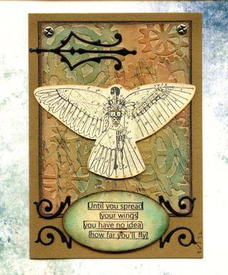 Desiree's B-day card