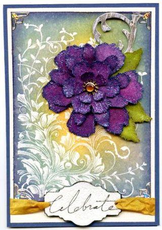 Mom's B-Day card