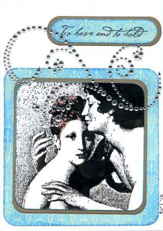 Jen's Wedding Card