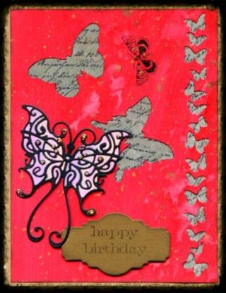 Anna's B-Day Card