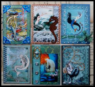 Mermaid ATCs7-12