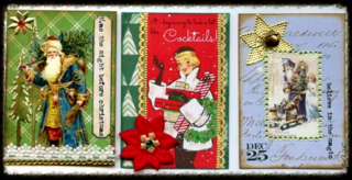 A Vintage Christmas 1-4
