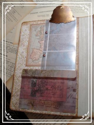 2017 Travel Journal Inside Cover Detail