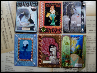 Mermaid ATCs1-6