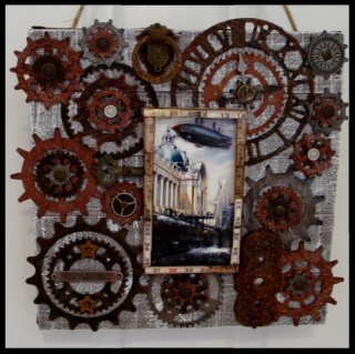 Steampunk Collage3