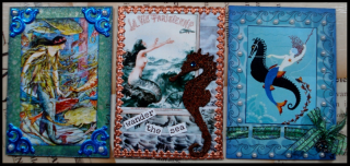 Mermaid ATCs7-9
