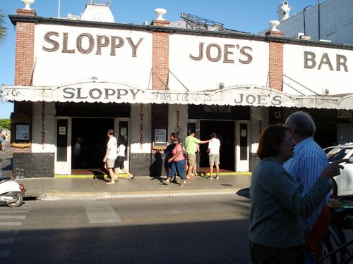 10 Famous Sloppy Joe's Bar