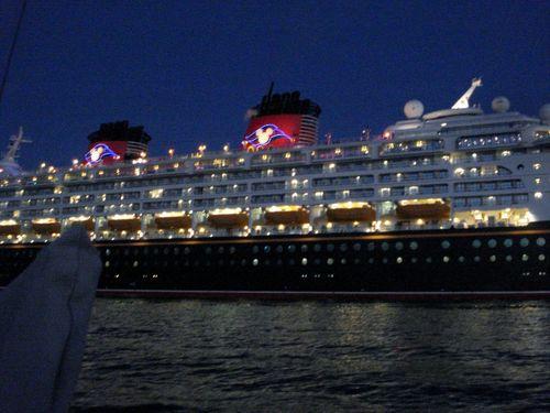 35 Cruise Ship at Night