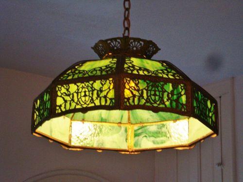 49 Tiffany Lamp