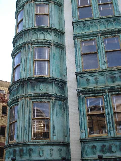 Copper Building webview
