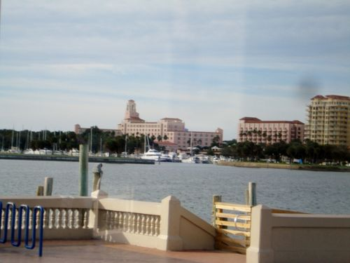 4 View From The Pier of The Vinoy