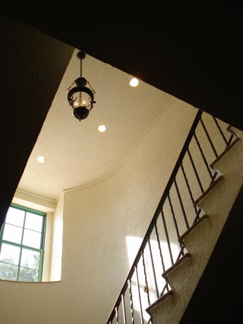 8 Stairway To Mezzanine