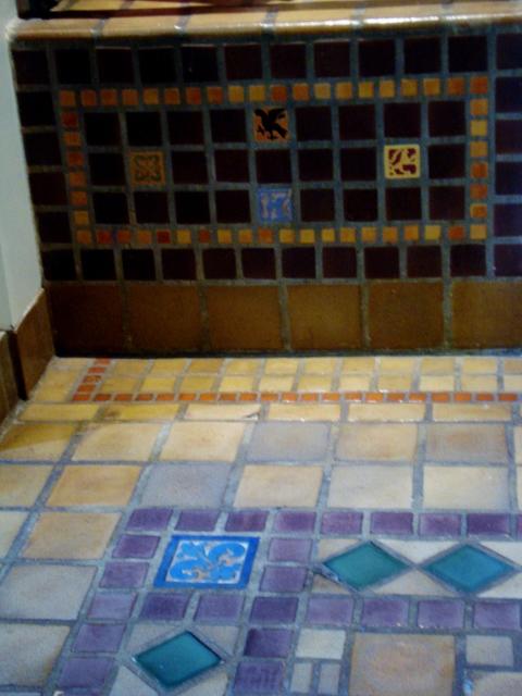 9 Original Tile Detail