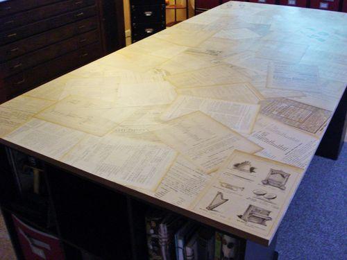 1st Coat Studio Table